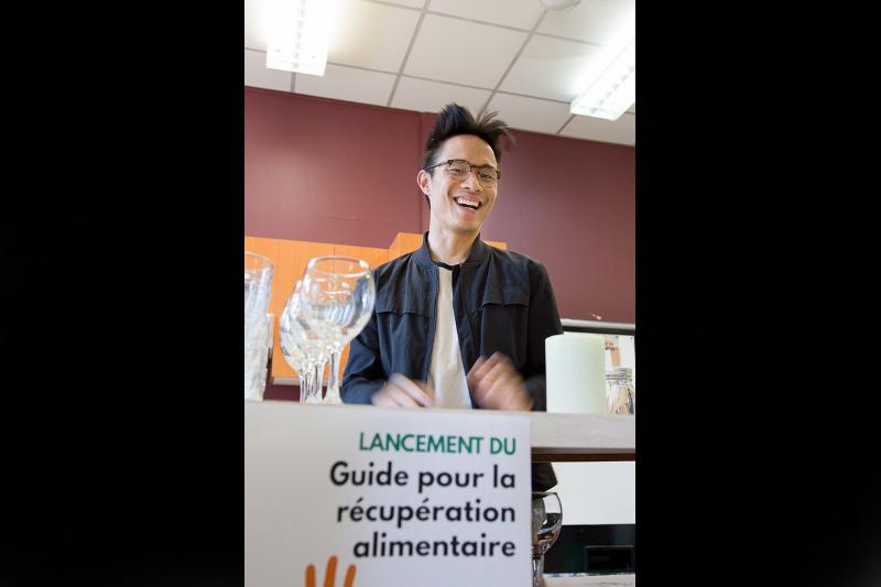 Matthew Lee (Solidarité Ahuntsic)