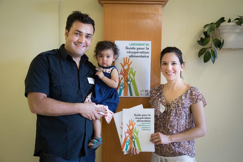 Antonio Trejo (SNAC) et Alejandra Lozano (Ville en vert)