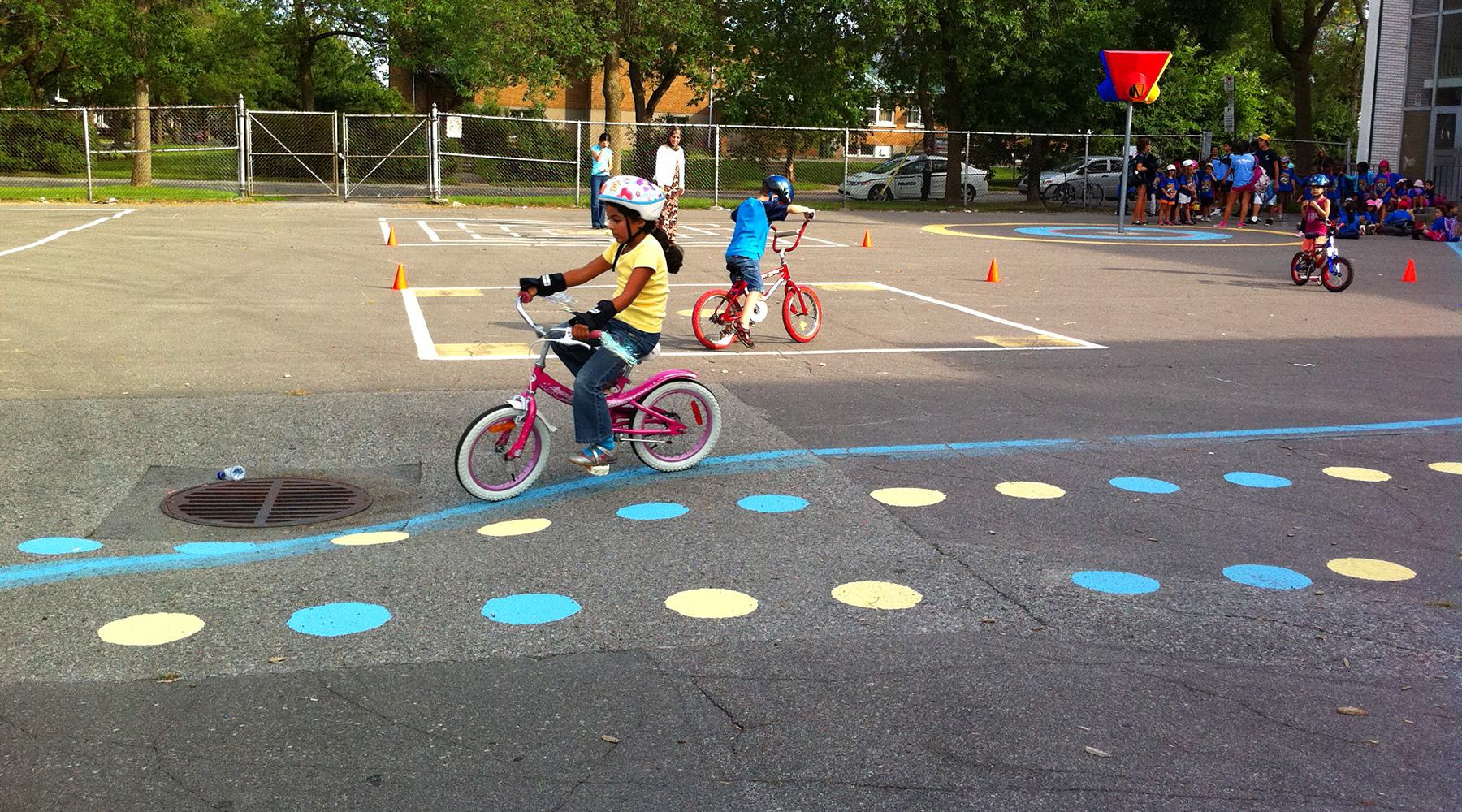 Activités vélo
