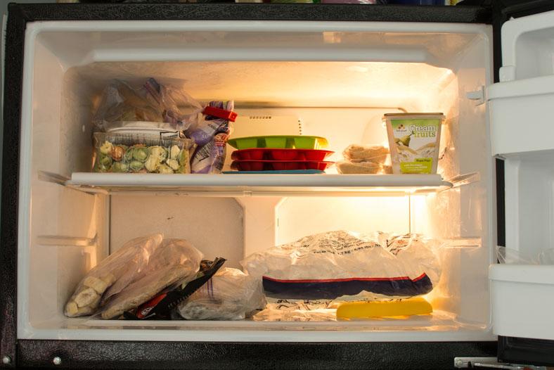 Congélateur, freezer, freezer interior
