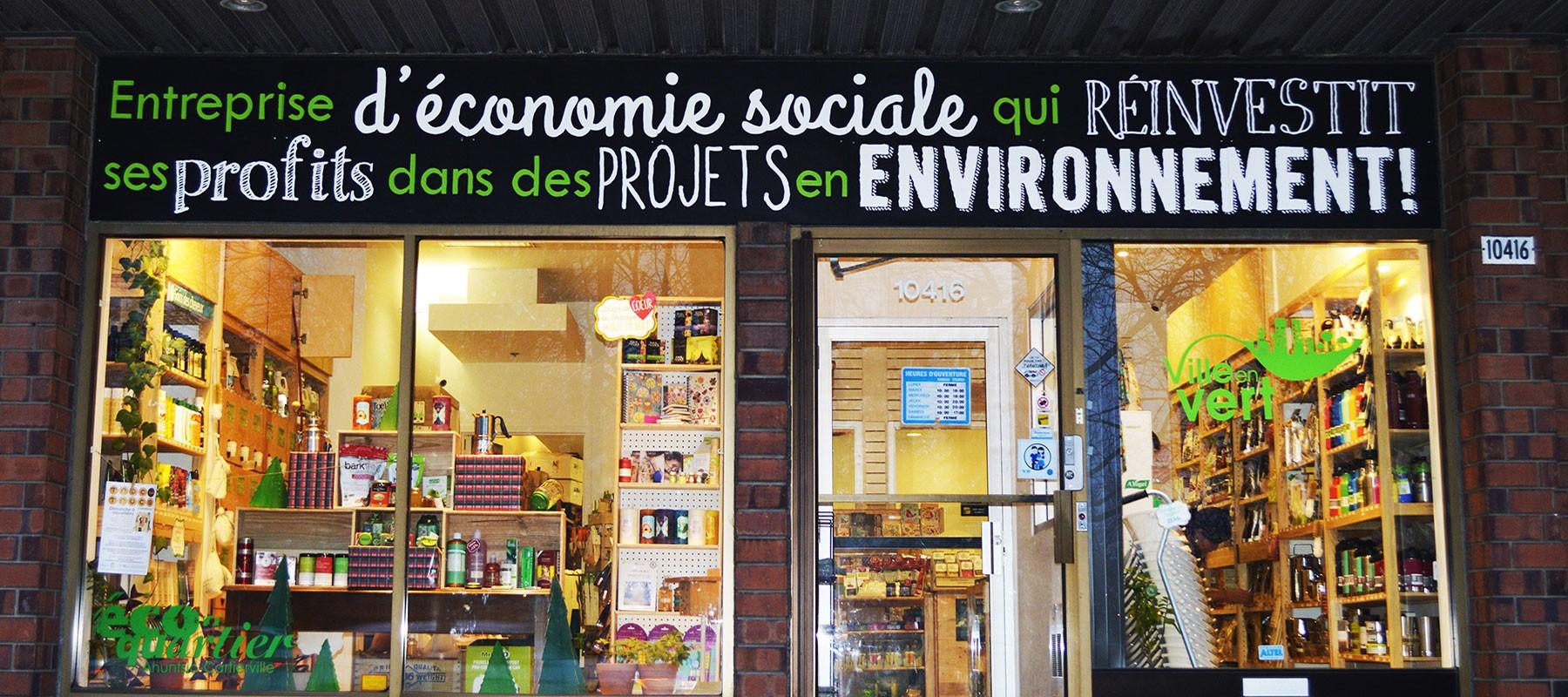 Boutique L'Escale verte