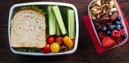 Conférence: Des conseils pour une boite à lunch saine