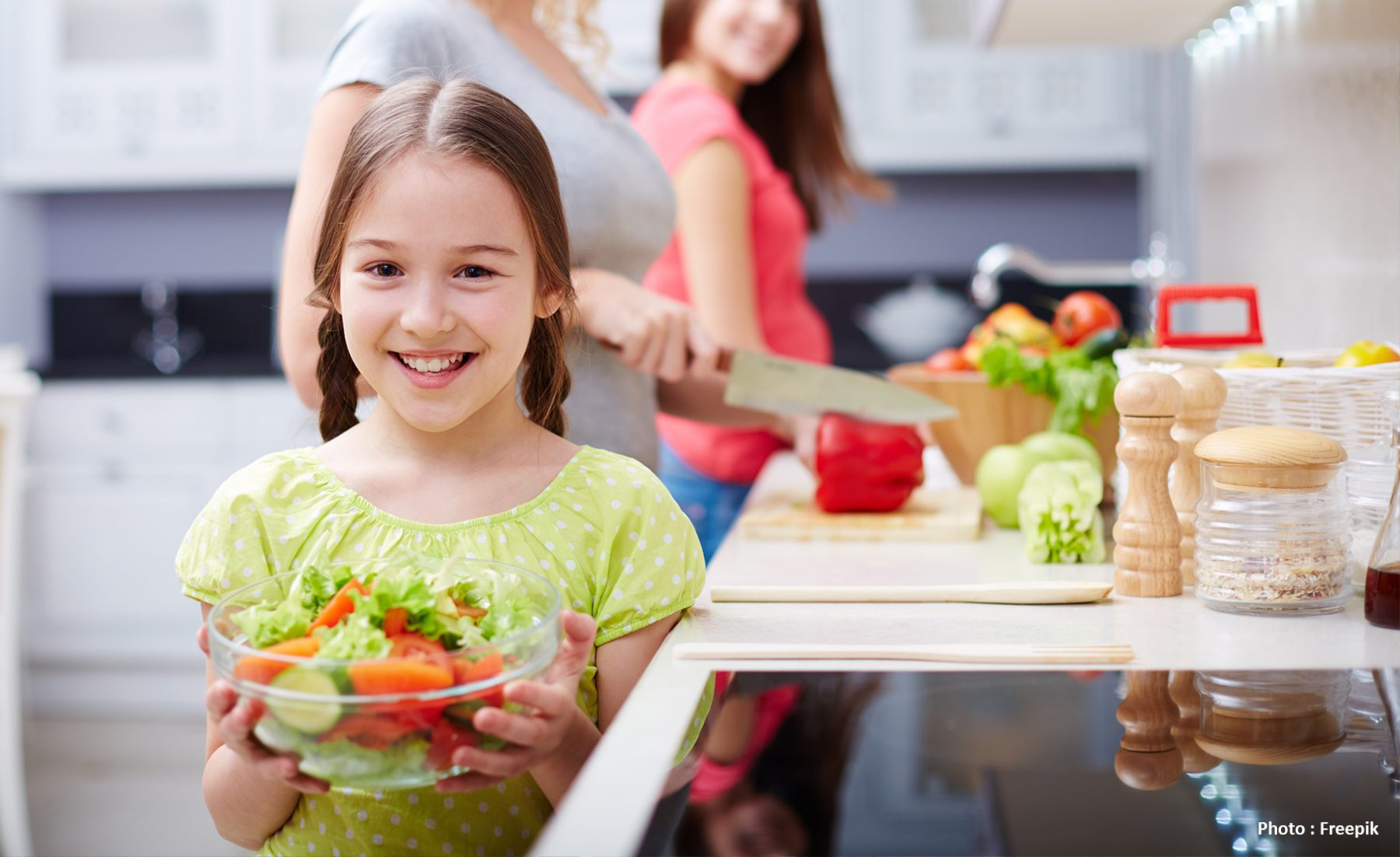 Impliquer Les Enfants Dans La Pr Paration Des Repas