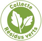 Logo résidus verts