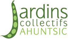 Logo Jardins Collectifs Ahuntsic