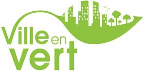 Logo Ville en vert