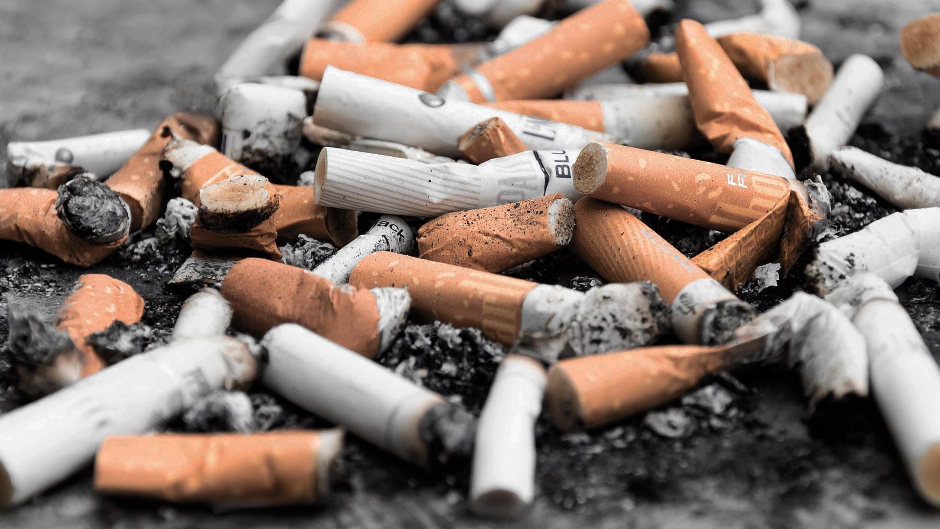 recyclage mégots cigarette