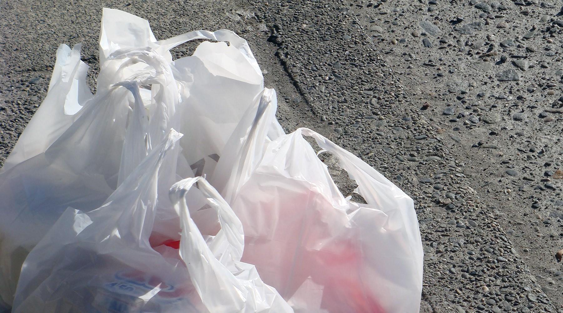 Sacs de plastique